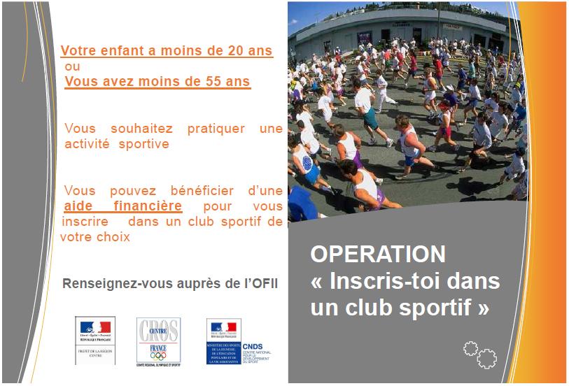 Cdos yonne inscris toi dans un club sportif crit res - Ofii office francais immigration integration ...